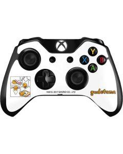 Gudetama Square Grid Xbox One Controller Skin