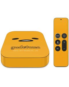 Gudetama Up Close Apple TV Skin