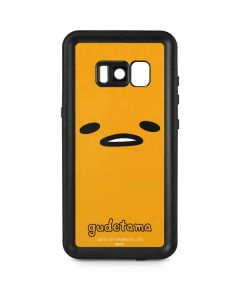 Gudetama Up Close Galaxy S8 Plus Waterproof Case