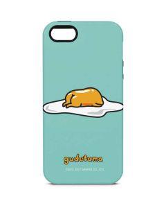 Lazy Gudetama iPhone 5/5s/SE Pro Case