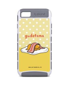 Gudetama Polka Dots iPhone 7 Cargo Case