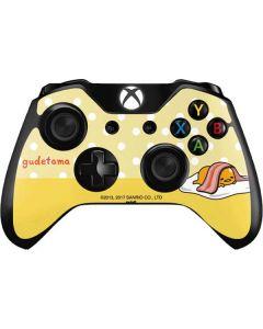 Gudetama Polka Dots Xbox One Controller Skin