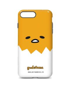 Gudetama Up Close Shell iPhone 8 Plus Pro Case