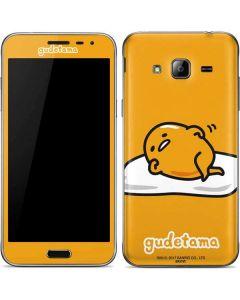 Gudetama Galaxy J3 Skin