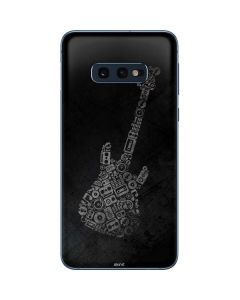 Guitar Pattern Galaxy S10e Skin