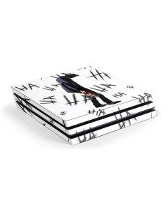HAHAHA - The Joker PS4 Pro Console Skin