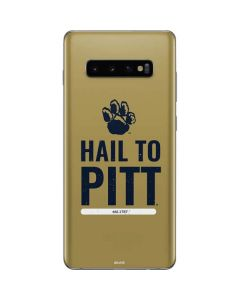 Hail To Pittsburgh Galaxy S10 Plus Skin
