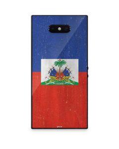 Haitian Flag Distressed Razer Phone 2 Skin