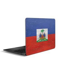 Haitian Flag Distressed Zenbook UX305FA 13.3in Skin