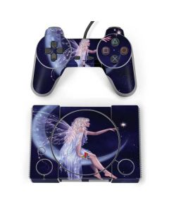 Half Moon Fairy PlayStation Classic Bundle Skin