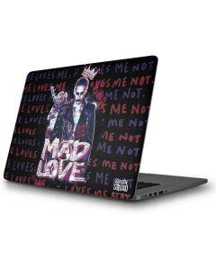 Harley and Joker Mad Love Apple MacBook Pro Skin