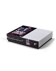 Harley and Joker Mad Love Xbox One S Console Skin
