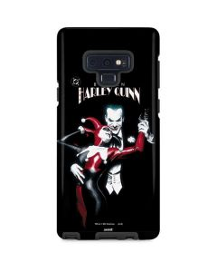 Harley Quinn and The Joker Galaxy Note 9 Pro Case