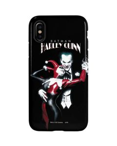 Harley Quinn and The Joker iPhone XS Max Pro Case