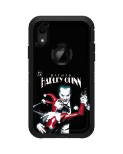 Harley Quinn and The Joker Otterbox Defender iPhone Skin