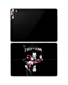 Harley Quinn and The Joker Surface Go Skin