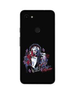 Harley Quinn Daddys Little Monster Google Pixel 3a Skin