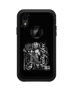 Harley Quinn Insanity Suites You Otterbox Defender iPhone Skin