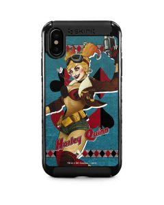 Harley Quinn iPhone X Cargo Case
