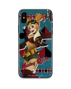 Harley Quinn iPhone XS Skin