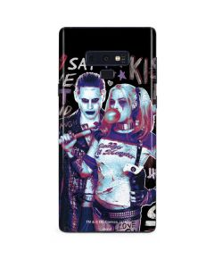 Harley Quinn Madly in Love Galaxy Note 9 Skin