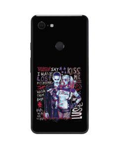 Harley Quinn Madly in Love Google Pixel 3 XL Skin