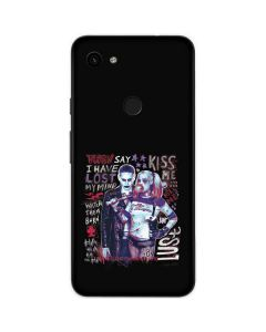 Harley Quinn Madly in Love Google Pixel 3a Skin