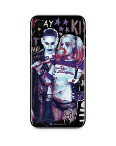 Harley Quinn Madly in Love iPhone XS Max Skin
