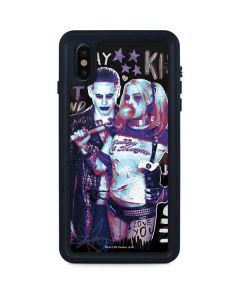 Harley Quinn Madly in Love iPhone XS Max Waterproof Case