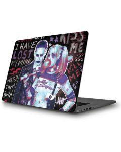 Harley Quinn Madly in Love Apple MacBook Pro Skin