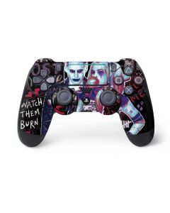 Harley Quinn Madly in Love PS4 Pro/Slim Controller Skin