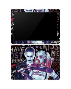 Harley Quinn Madly in Love Surface Go Skin
