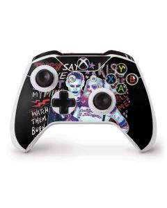 Harley Quinn Madly in Love Xbox One S Controller Skin