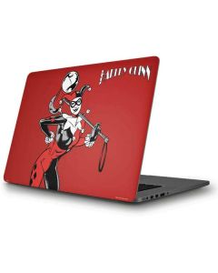 Harley Quinn Portrait Apple MacBook Pro Skin
