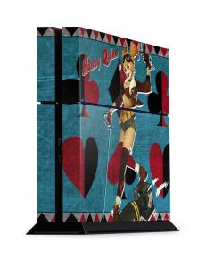Harley Quinn PS4 Console Skin