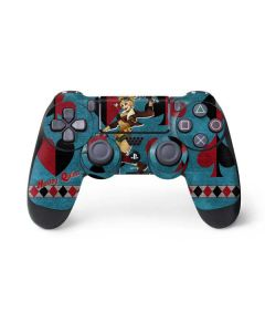 Harley Quinn PS4 Controller Skin