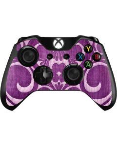 Heart Purple Xbox One Controller Skin