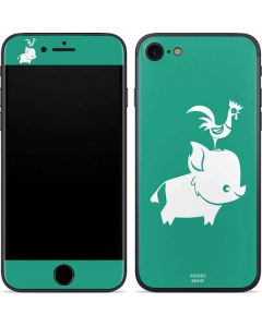 Heihei and Pua iPhone 7 Skin