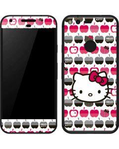 Hello Kitty Apples Google Pixel Skin
