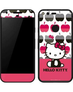 Hello Kitty Big Apples Google Pixel Skin