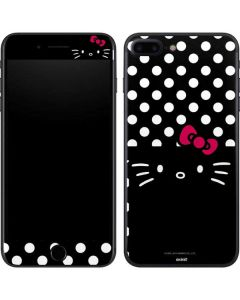 Hello Kitty Black iPhone 7 Plus Skin