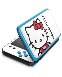 Hello Kitty Classic White 2DS XL (2017) Skin