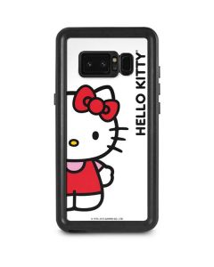 Hello Kitty Classic White Galaxy Note 8 Waterproof Case