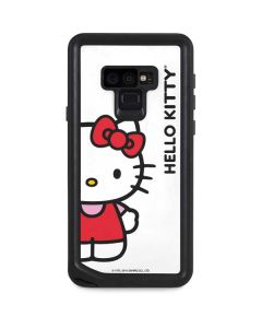 Hello Kitty Classic White Galaxy Note 9 Waterproof Case