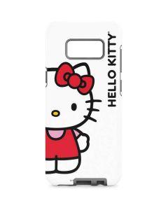 Hello Kitty Classic White Galaxy S8 Pro Case