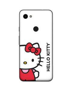 Hello Kitty Classic White Google Pixel 3a XL Skin