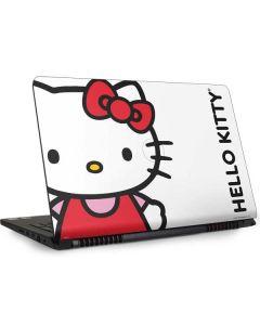 Hello Kitty Classic White Dell Inspiron Skin