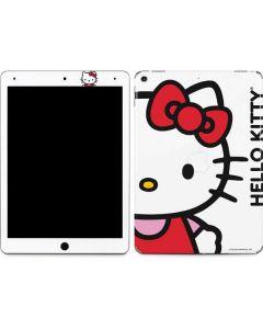 Hello Kitty Classic White Apple iPad Air Skin