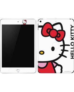 Hello Kitty Classic White Apple iPad Mini Skin