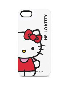 Hello Kitty Classic White iPhone 5/5s/SE Pro Case